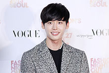 Lee Jong-suk at the 2013 Vogue Fashion's Night Out03.jpg