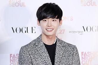 Lee Jong-suk -  At Vogue Fashion's Night Out, 2013
