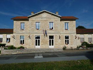 Le Fieu Commune in Nouvelle-Aquitaine, France