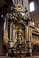 Left niche - Choir - Worms Cathedral - Worms - Germany 2017.jpg