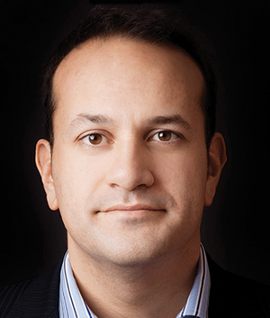 Minister for Defence (Ireland) - Image: Leo Varadkar closeup portrait