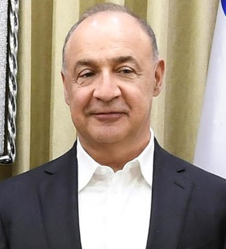 Leonard Blavatnik - Image: Leonard Blavatnik, February 2018 (4568) (cropped)