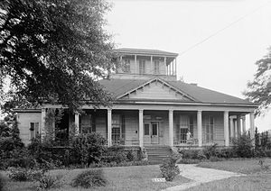National Register of Historic Places listings in Barbour County, Alabama - Image: Lewis Llewellyn Cato House