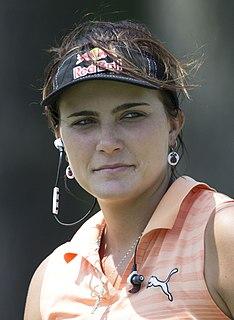 Lexi Thompson American professional golfer