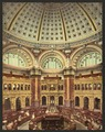 Library of Congress, Reading Room in rotunda-LCCN2008679547.tif