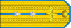 Lieutenant of the Air Force rank insignia (North Korea).svg