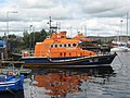 Lifeboats at Arklow Harbour - geograph.org.uk - 1453984.jpg