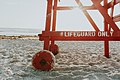 Lifeguard tower on a beach (Unsplash gqvh3l T6O0).jpg