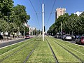 Ligne 1 Tramway Avenue Verdun Villeneuve Garenne 4.jpg