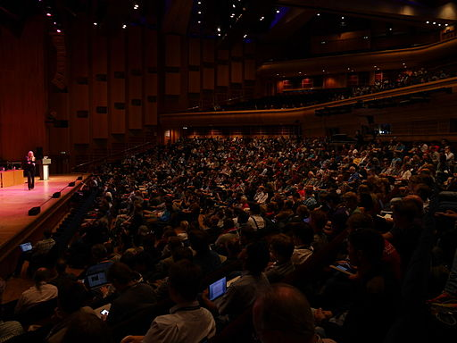 Lila Tretikov's keynote speech at Wikimania 2014 01