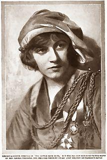 Lillian Lorraine American silent film actress