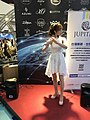 Lily Cao playing the western concert flute 20190713 06.jpg