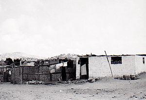 Pueblos jóvenes - Image: Lima Pueblo Jov 2low