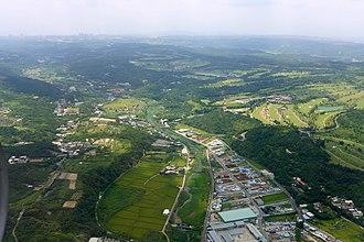 Linkou District - Image: Linkou District 201506