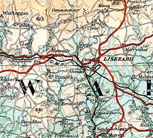 Liskeard - Liskeard and District in the 1920s