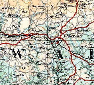 Liskeard - Liskeard and District in the 1920s