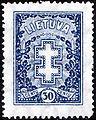 Lithuania 1929 MiNr 0290.jpg