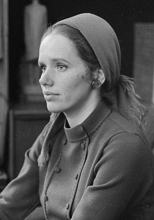 Liv Ullmann - Ullmann in 1966