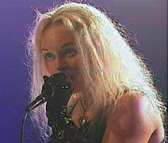 Theatre of Tragedy - Liv Kristine was the lead singer of Theatre of Tragedy from their formation in 1993 to 2003.