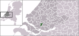 Läge i Zuid-Holland