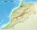Locator map of Daya el Haya in Morocco.png