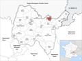 Locator map of Kanton Oyonnax 2019.png