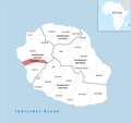 Locator map of Les Trois-Bassins 2018.png