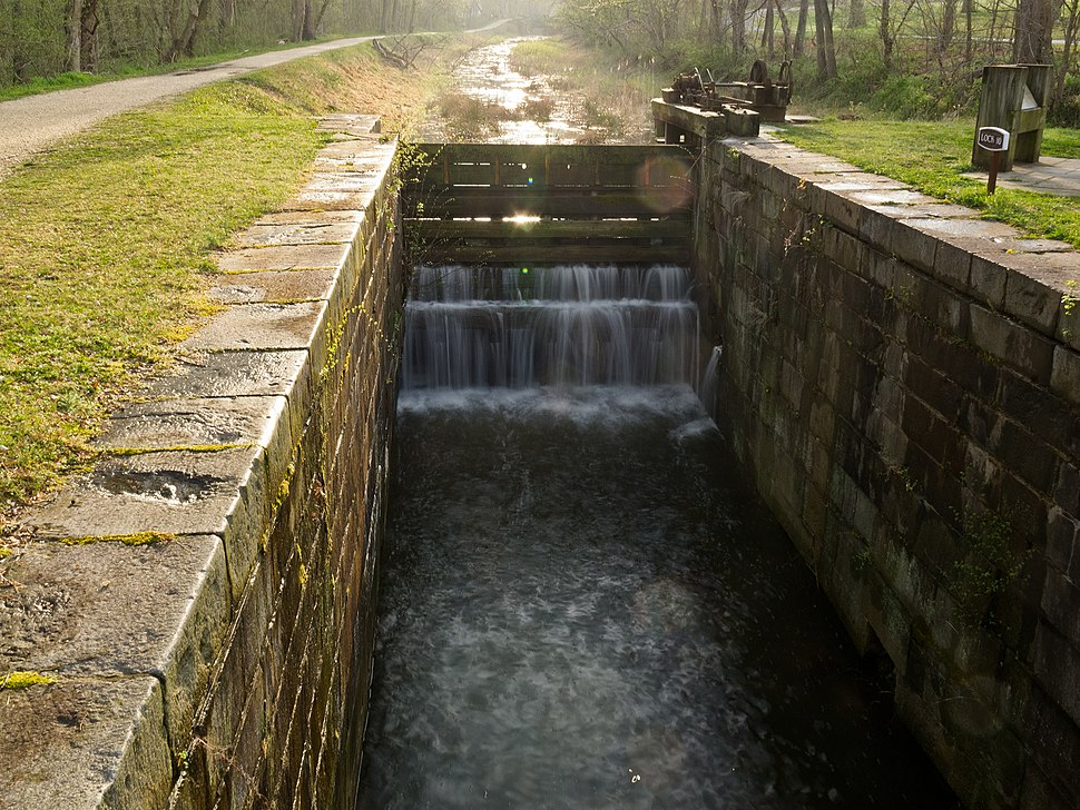 Lock 10 C and O Canal