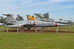 Lockheed F-104D Starfighter '71312 - FG-312' (really 57-1330) (29685952322).jpg