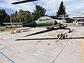 Lockheed TF-104 Starfighter trainer aircraft - Αεριωθούμενο εκπαιδευτικό αεροσκάφος (26938619852).jpg