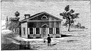 James Logan (statesman) - Loganian Library Philadelphia, 18th century