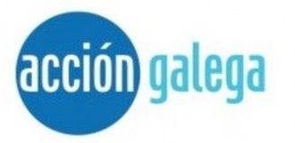 Acción Galega - Image: Logo Acción Galega