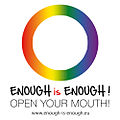 Logo der Initiative ENOUGH is ENOUGH! OPEN YOUR MOUTH!.jpg