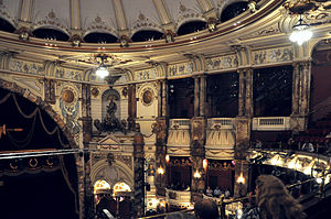 London Coliseum - Interior view of the house, 2011