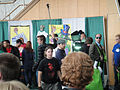 Long Beach Comic Expo 2011 - The Guild season 5 shoot (5648637666).jpg