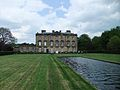Long lake and the house - Blagdon Hall Estate, Blagdon, Northumberland.jpg