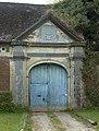 Loonbeek castle door.jpg