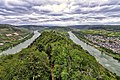 Loop of river Mosel from observation tower Prinzenkopf on a cloudy day.jpg