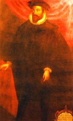 Lope García de Castro - Lope Garcia de Castro
