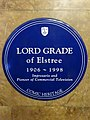 Lord Grade of Elstree 1906 - 1998 Impresario and Pioneer of Commercial Television.jpg
