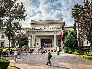 Los Pinos Cultural Complex