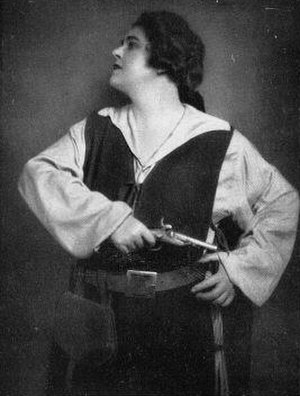 Fidelio - Lotte Lehmann as Leonore