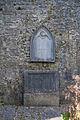 Loughrea Priory South Transept Memorial Plaques 2009 09 17.jpg