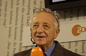 Louis Begley - Begley in 2003