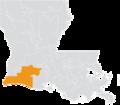 Louisiana Senate District 25 (2010).png