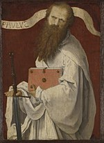 Lucas van Leyden - Saint Paul - 1961.52 - Yale University Art Gallery.jpg