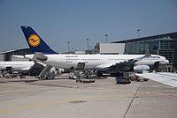 D-AIKE - A330 - Lufthansa