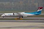 Luxair, LX-LGE, Bombardier Dash 8-402Q (22629051397).jpg