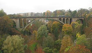Adolphe Bridge - Pont Adolphe