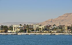 Skyline of Luxor Séng